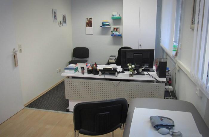 Unser Untersuchungsraum